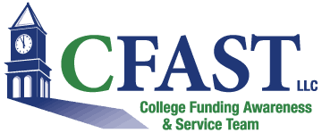 Logo for College Funding Awareness & Service Team